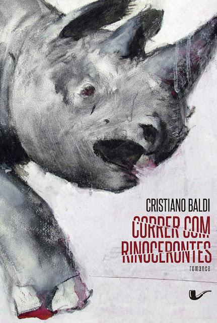 Correr com rinocerontes Cristiano Baldi