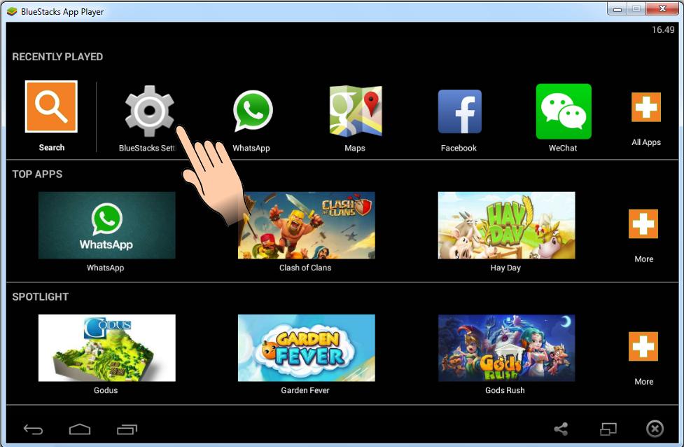 Cara Menggunakan Android di PC atau Laptop dengan ...