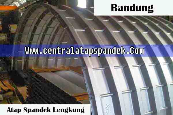 Harga Atap Seng Spandek Lengkung Di Bandung Terbaru 2020