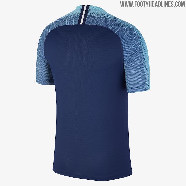 best website 56995 b3618 Nike Tottenham Hotspur 18-19 Away Kit Released - Footy Headlines