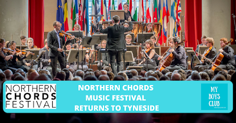 Northern Chords Music Festival Returns to Tyneside (AD)