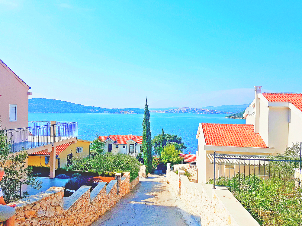 Best Holiday Destinations - Where we stayed in Croatia