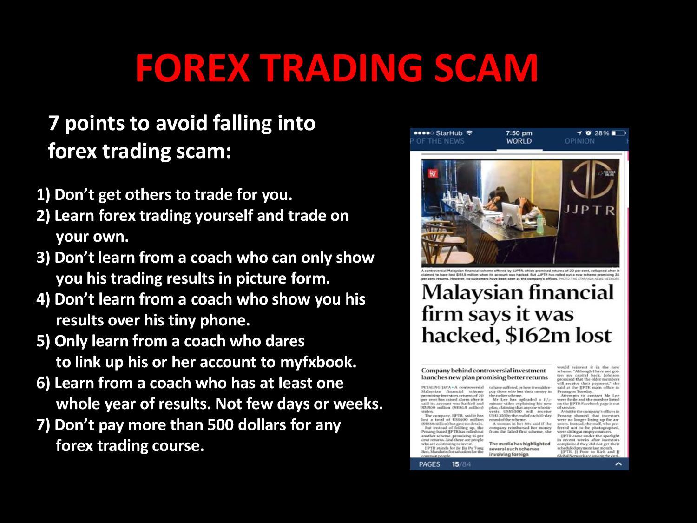 Legit forex broker philippines