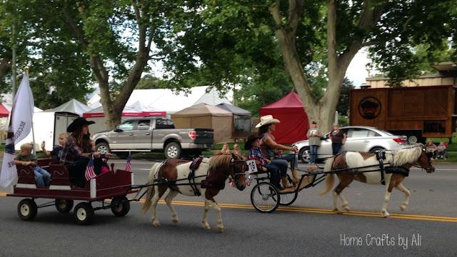 Western Heritage Parade