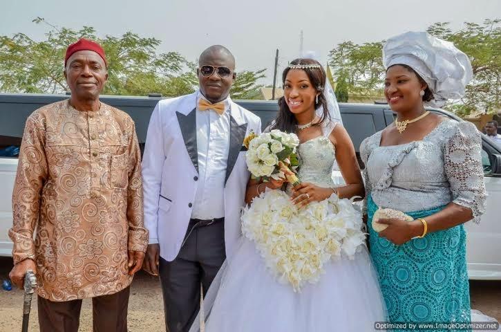 Sheila Edochie Wedding
