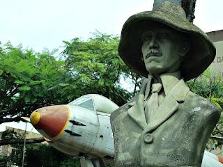 Praça Santos Dumont (Praça do Avião) - Canoas