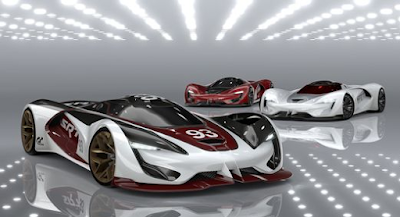 Ultra-low, 2,600-hp SRT Tomahawk VGT concept powered by compressed air hybrid system