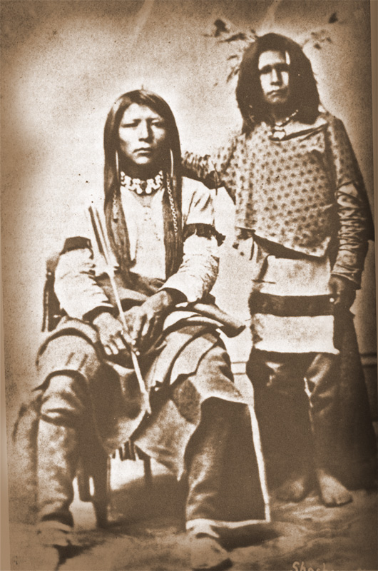 Blackfoot Tribe Clothing Men