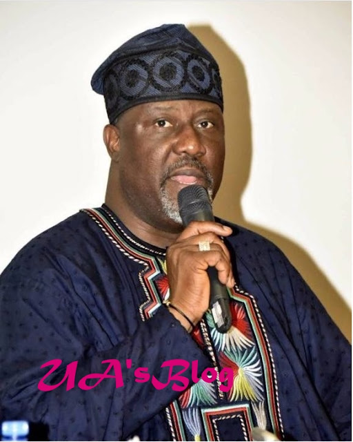 Police parades criminals allegedly working for Melaye