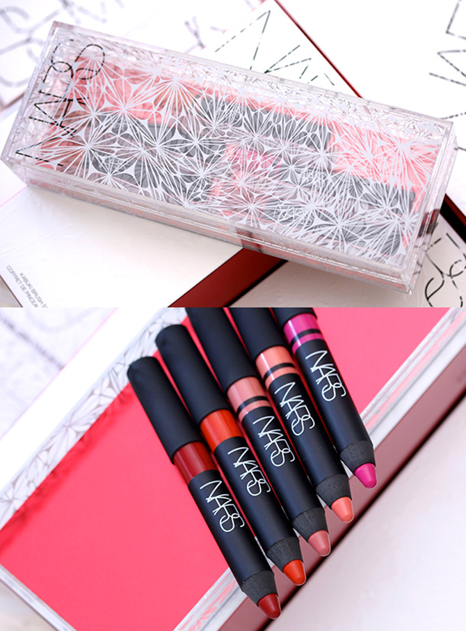 Digital World Lip Pencil Coffret - NARS