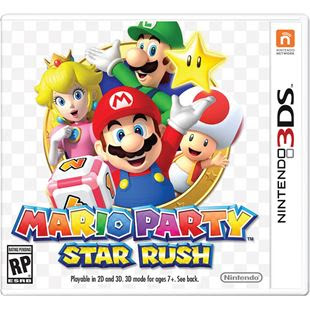 Mario Party: Star Rush, 3DS, Español, Mega, Mediafire