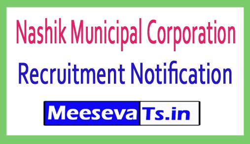 Nashik Municipal Corporation NMC Recruitment