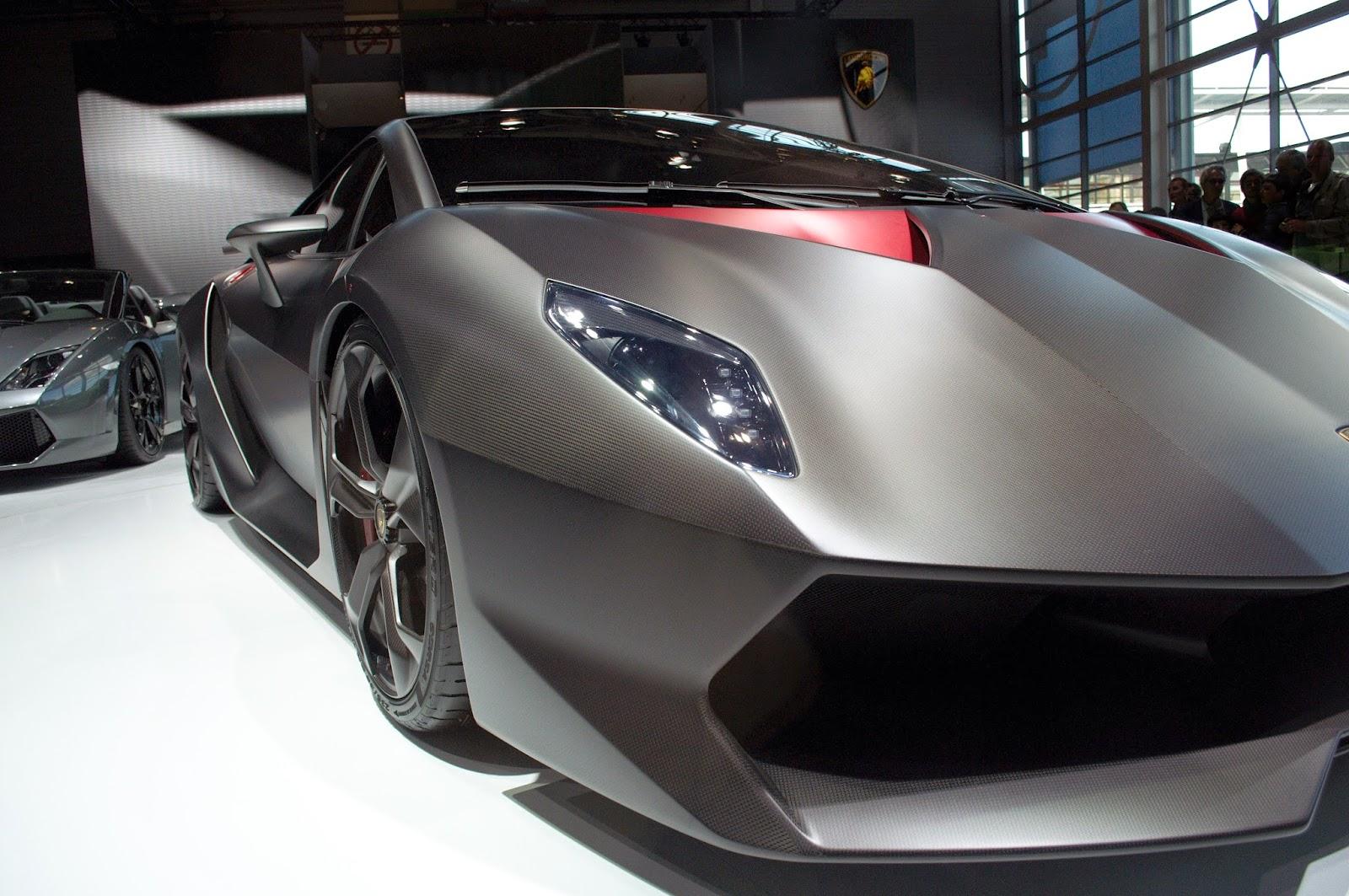 Information Lamborghini Sesto Elemento Amazing Power To