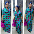 Kitenge Dress local african deisigns and Fashion