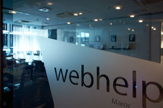 WebHelp Recrute Kenitra