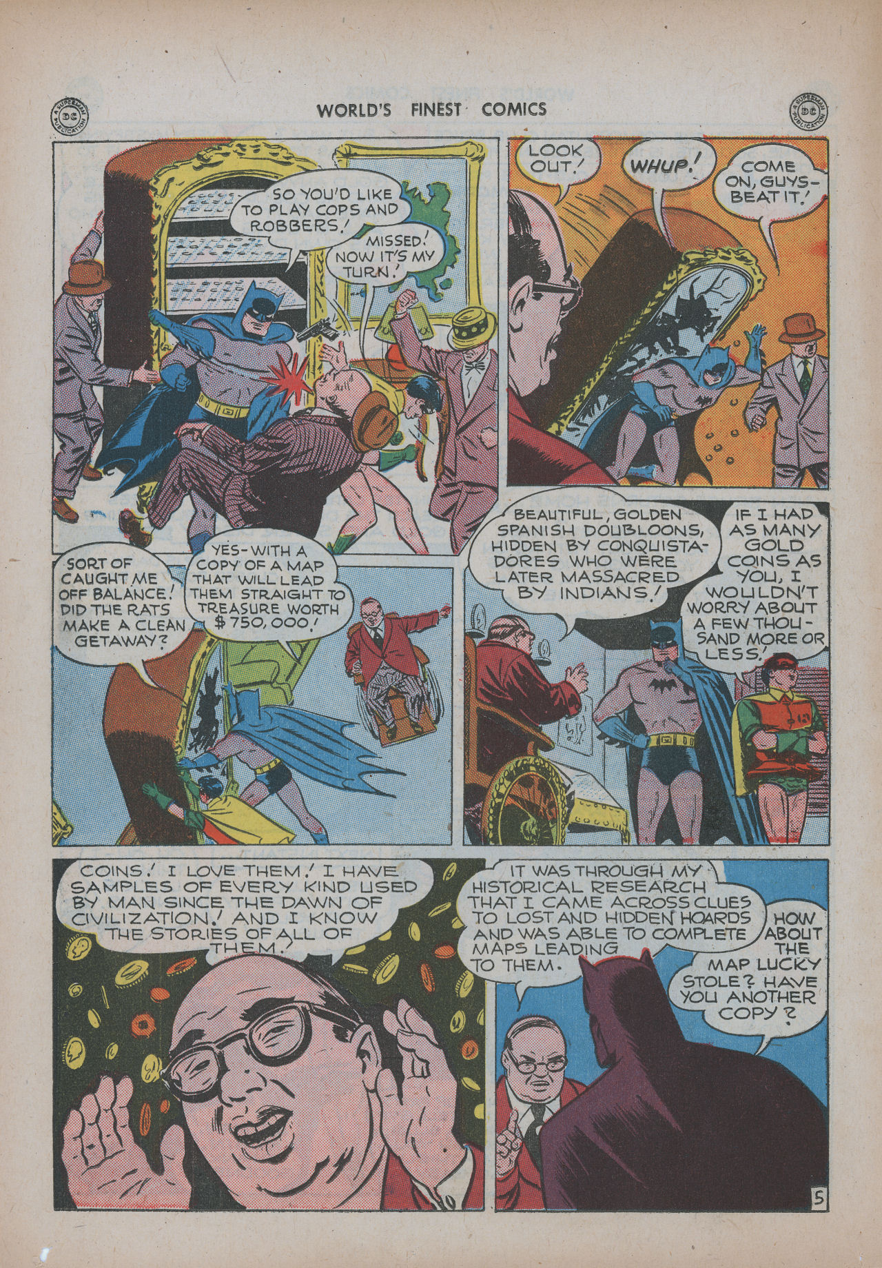 Read online World's Finest Comics comic -  Issue #20 - 66