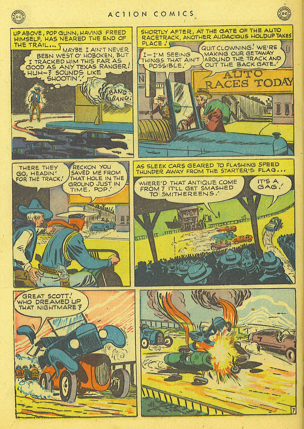Read online Action Comics (1938) comic -  Issue #114 - 46