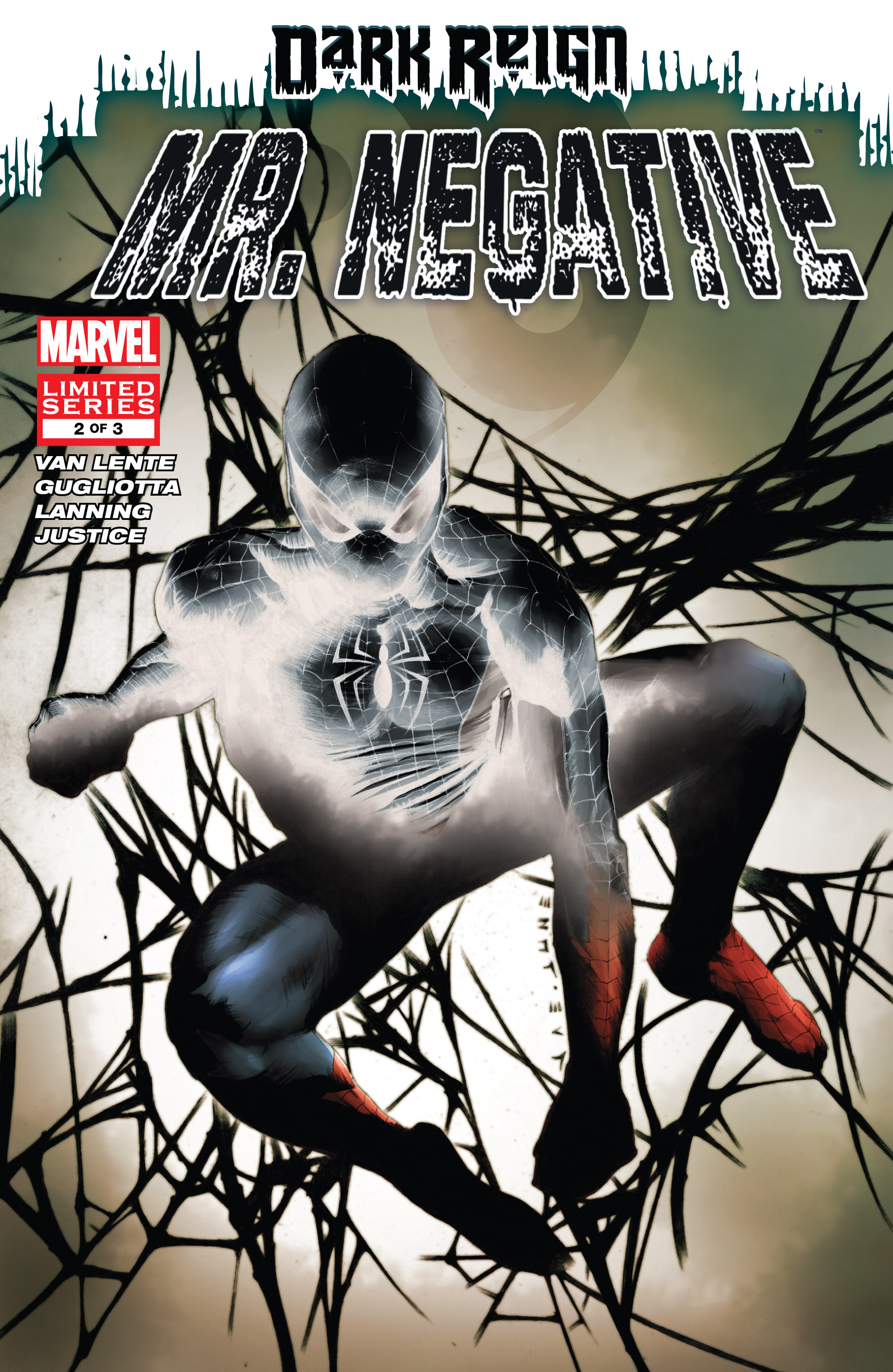 Read online Dark Reign: Mister Negative comic -  Issue #2 - 1