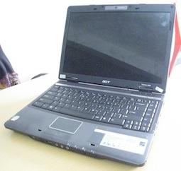 laptop bekas acer extensa 4630