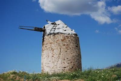 Μιλώντας για τα αγροτικά μνημεία της Νάξου