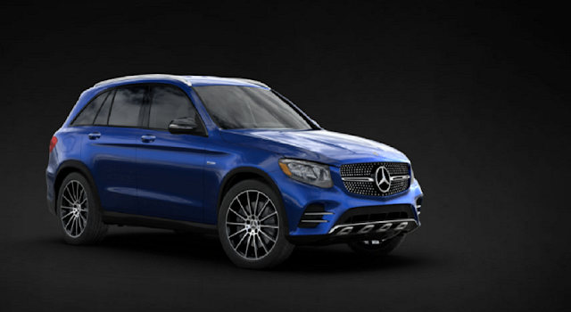 Mercedes AMG GLC 43 4MATIC 2018