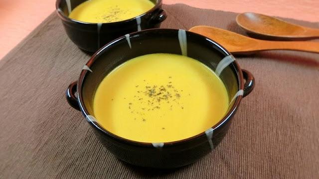 簡単!濃厚かぼちゃ ポタージュスープの作り方