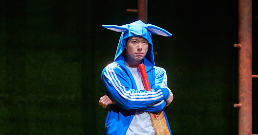 Review: Singapore Repertory Theatre's Peter Rabbit