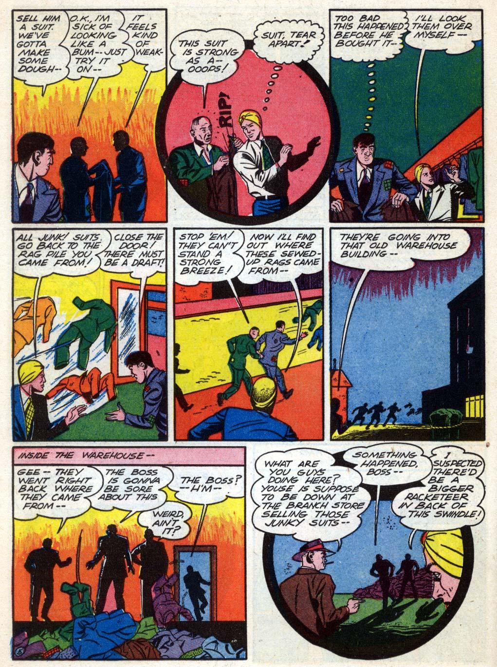 Read online All-American Comics (1939) comic -  Issue #40 - 39