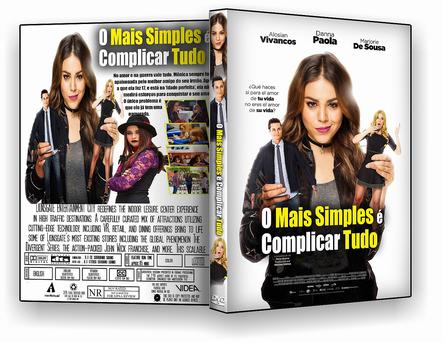 CAPA DVD – O Mais Simples e Complicar Tudo – ISO