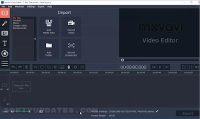 Movavi Video Editor 14.5.0