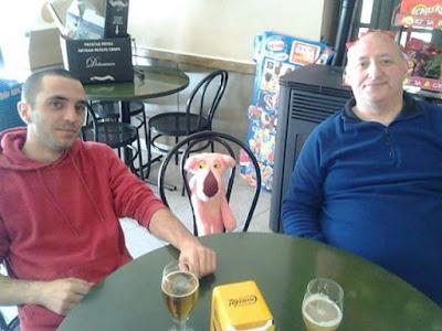 beceite, beseit, Panta Piramidero, Paco, Francisco Montes Meseguer, botera, pantera rosa