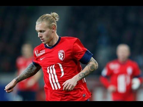 Năng lực của Simon Kjaer cũng như hàng phòng công của đội bóng Lille không chỉ là nói chơi, nó được tính bằng con số.