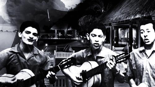 Lyrics de Trio Carabel