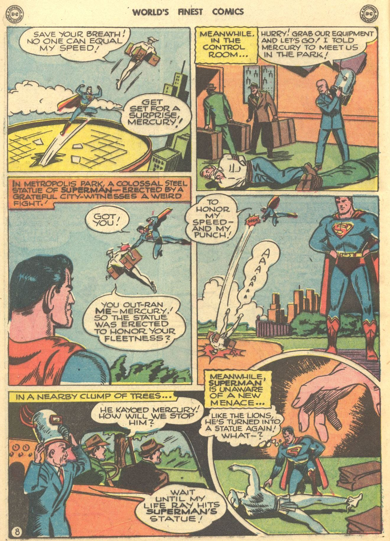 Read online World's Finest Comics comic -  Issue #28 - 9
