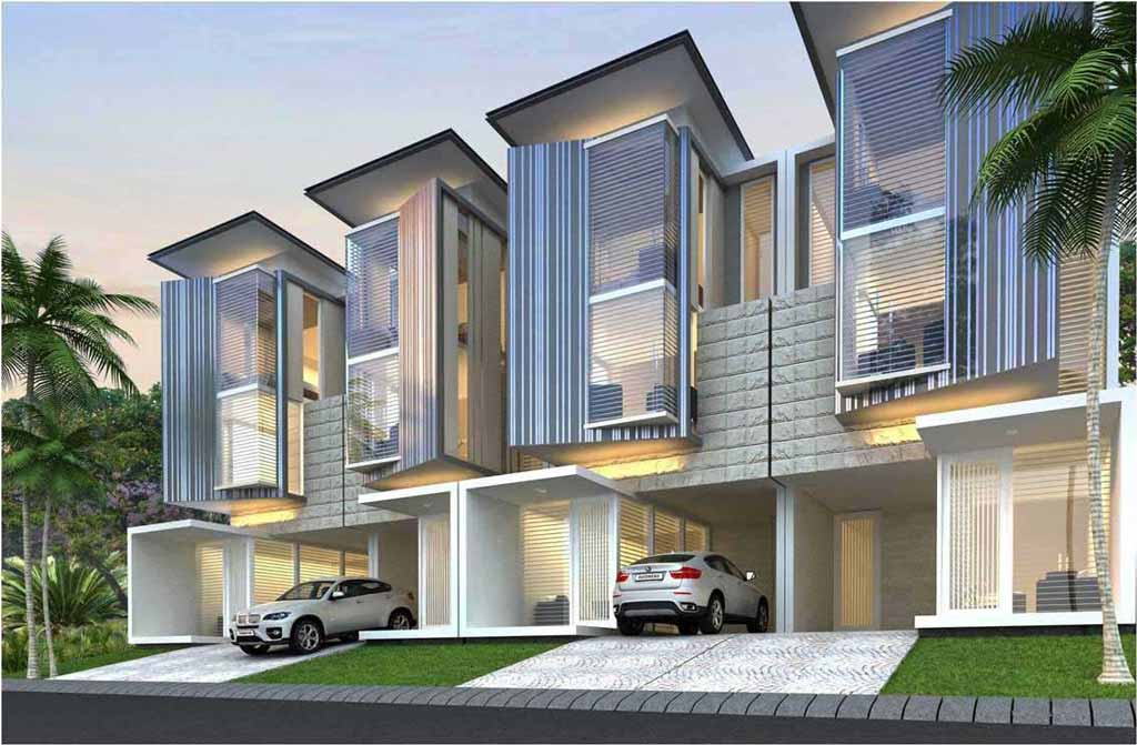 Rumah Minimalis: Model Rumah Minimalis Ada Garasi Mobil