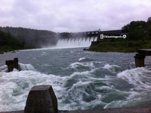 Hasdev Bango Dam Korba, Chhattisgarh (www.eChhattisgarh.in)
