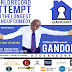 GANDOKI SET TO BREAK THE WORLD RECORD FOR THE LONGEST STAND –UP COMEDY PERFORMANCE BY AN INDIVIDUAL.