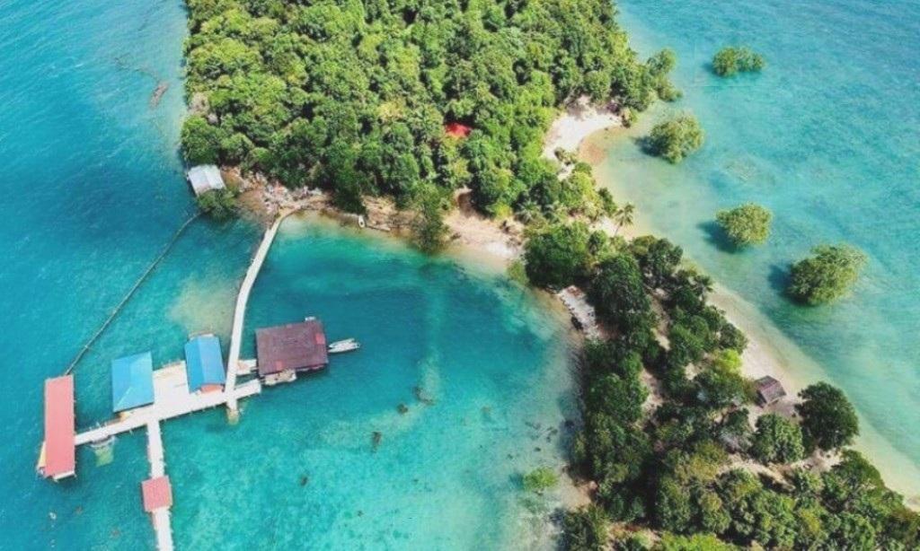 Pulau Labun Tempat Wisata Eksklusif Di Perairan Kota Batam