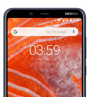Nokia 3.1 Plus - Display