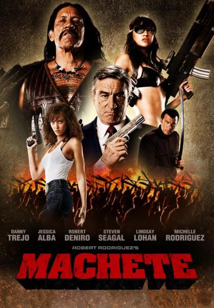 Machete (2013) ระห่ำ กระฉูด