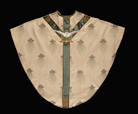 Other Modern Chasuble of the Bishop of Monaco