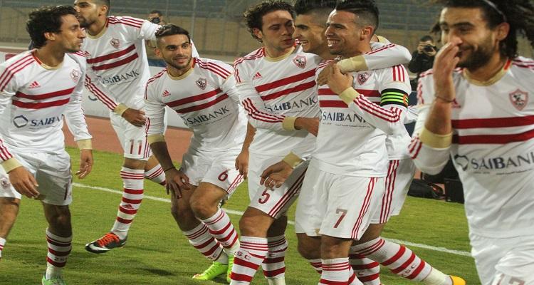 الزمالك يصعق دوالا بثنائية ويتأهل لدوري الـ16 بدوري أبطال أفريقيا