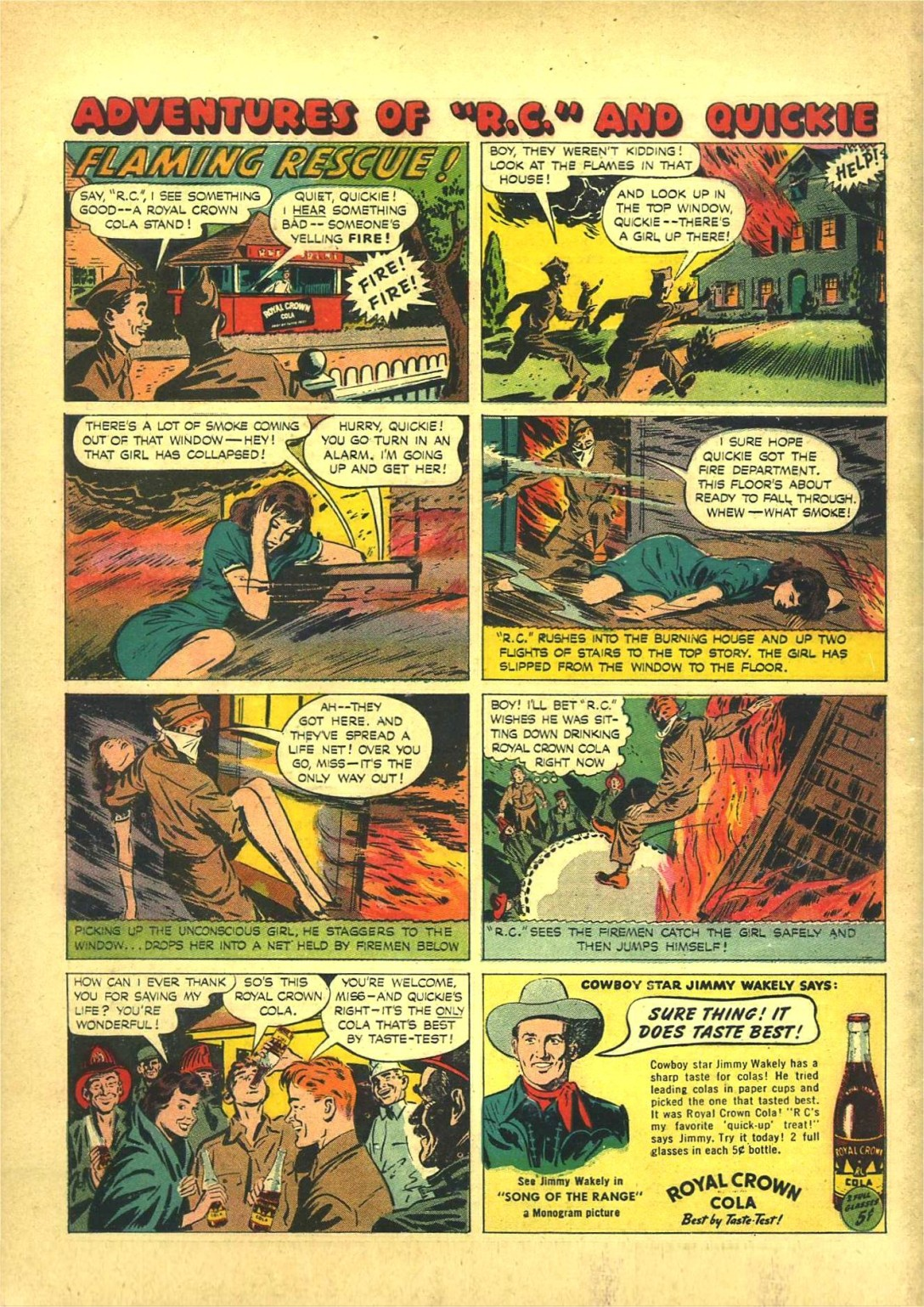 Read online Action Comics (1938) comic -  Issue #87 - 50