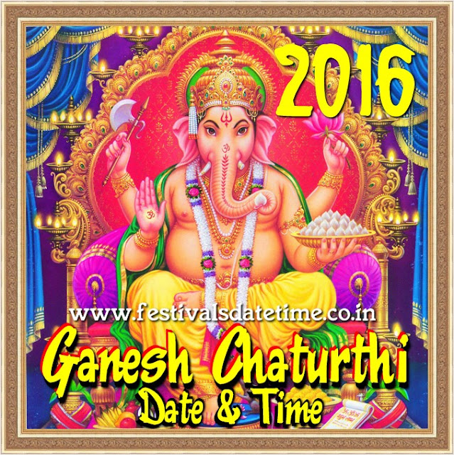 [**HD**] Happy Ganesh Chaturthi 2016 Pictures Images Cards