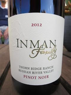 Inman Family Thorn Ridge Ranch Pinot Noir 2012 (90+ pts)