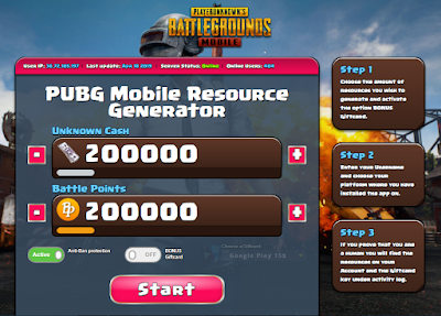 itoons.world/pubg How to get UC & BP Free Unlimited 2019
