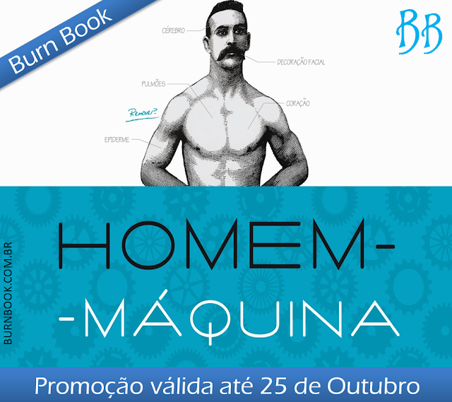 Promo: Homem-Maquina, de Max Barry 8