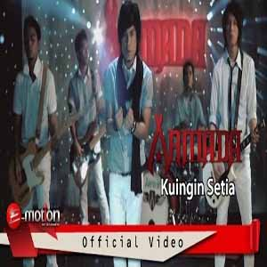 Download MP3 ARMADA - Kuingin Setia