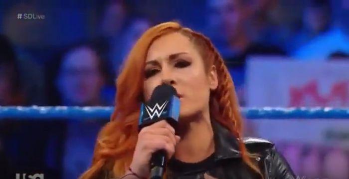 Google Drive WWE Smackdown Live (2019)