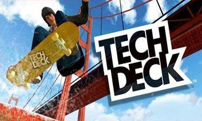 TECH DECK SKATEBOARDING MOD (UNLIMITED MONEY) APK FOR ANDROID